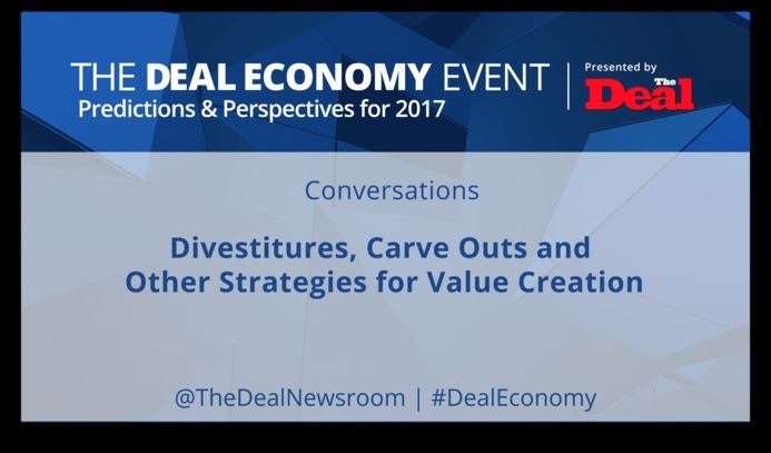 Divestitures, Carve-Outs and Other Strategies for Value Creation
