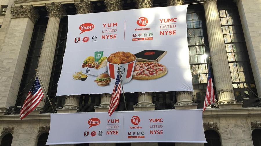 Yum Brands Creation Of Two Separate Restaurant Giants Was A Massive