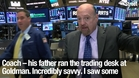 Jim Cramer Asks if Trump's Treasury Secretary Pick Steve Mnuchin Is the New Robert Rubin