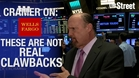 Jim Cramer: Wells Fargo Not Really Clawing Back Anything