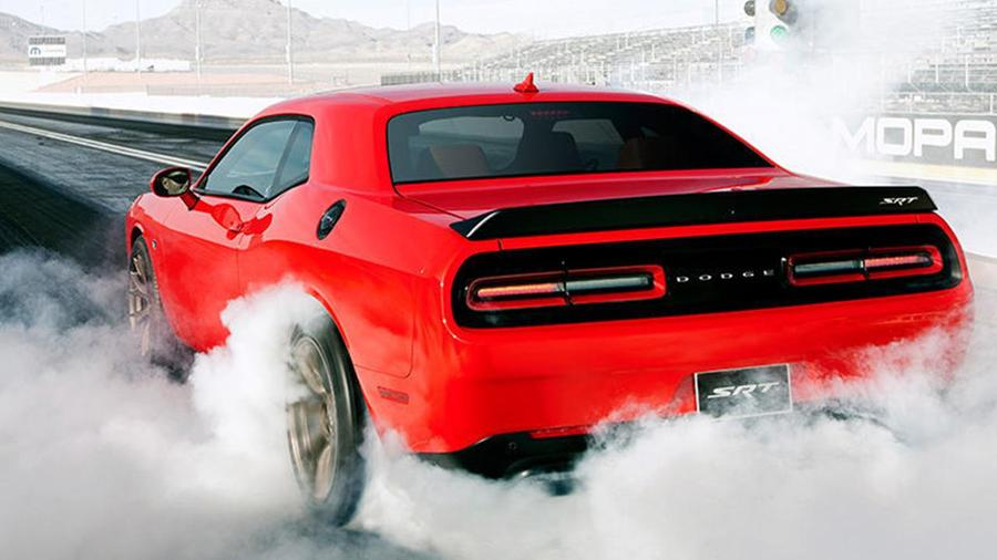 3 Insane Performance Features Of The New Dodge Challenger Hellcat