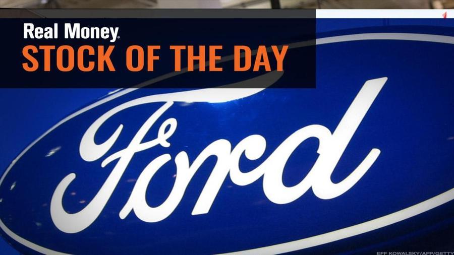 'Don't Buy Ford,' Jim Cramer Warns