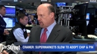 Jim Cramer on How EMV Cards are Impacting Retailers
