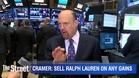 Jim Cramer: Sell Ralph Lauren On Any Gains