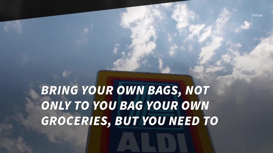 Video 5 Things You Must Know Before Shopping At Aldi Thestreet