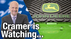 Jim Cramer Awaits Deere and Campbell Soup Earnings Friday