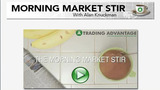 Morning Market Stir: Markets Consolidate but End Positive