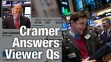Jim Cramer Says There's No Need to Rush Into the Market Now