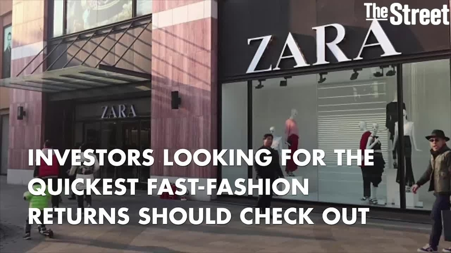 Fast Fashion Stocks Not Flying Off The Shelves Thestreet