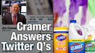 Cramer: Don Knauss Is Leaving Clorox in Great Shape, Skip Viacom