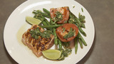 Frugal Family Feast: Oven-Baked Herb-Crusted Salmon