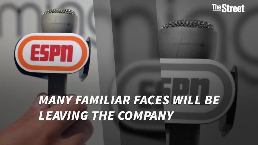 Espn Cuts 10 Of Its Commentators And Content Creators Thestreet