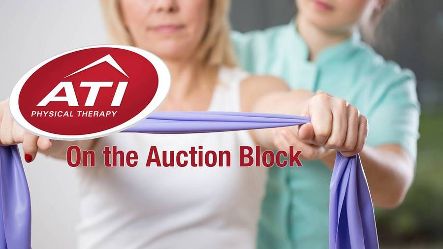 ATI Physical Therapy Hires Jefferies to Conduct an Auction