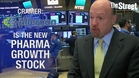 Cramer: Allergan Is the New Pharma Growth Stock