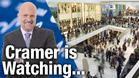 Jim Cramer Is Watching Big Retail Names in the Trading Week Ahead