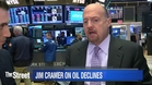 Jim Cramer: U.S. Is Driving Oil Prices Down