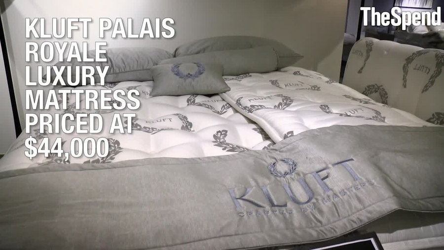 why the $44k palais royale mattress is really a bargain - thestreet