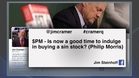 Jim Cramer Says Industrials Rise on China Rebound, Likes Caterpillar