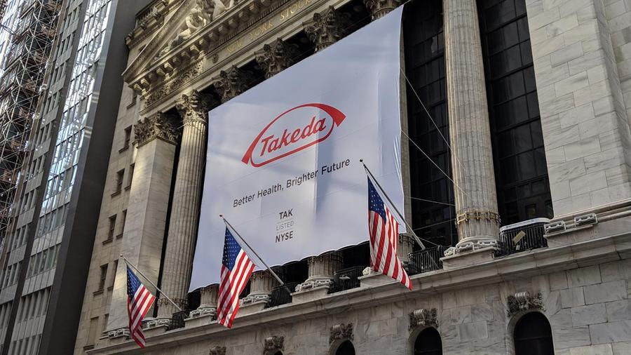 Takeda Pharmaceutical CEO Talks Big Pharma Trends