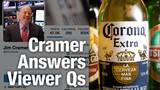 Jim Cramer Likes Constellation Brands Over Peyton Manning's Budweiser
