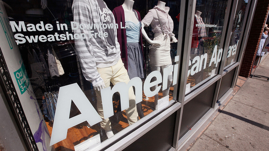 American Apparel Shakes Up Board To Get 25 Million In Rescue Fund