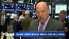 Jim Cramer: I Like Bank of America Over Wells Fargo