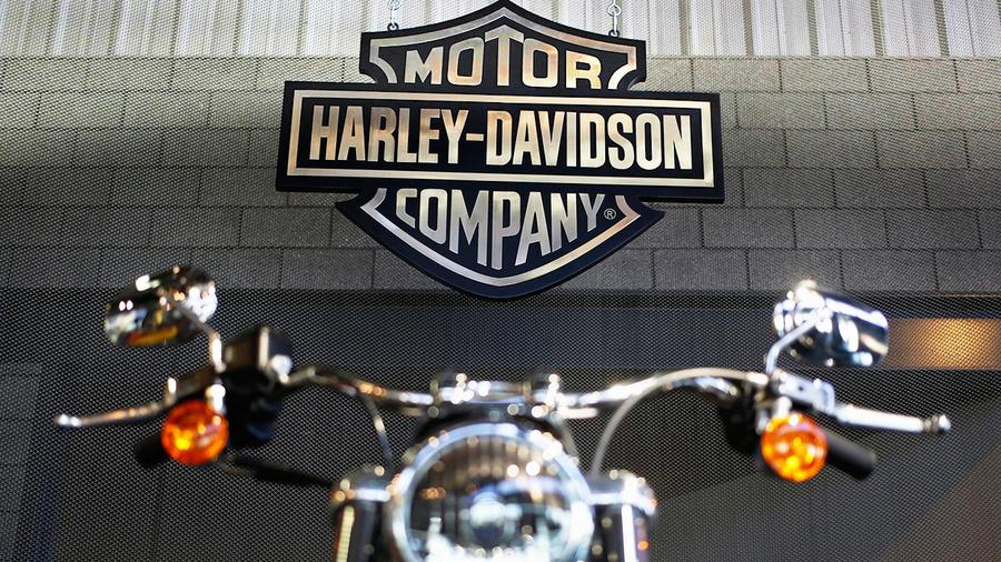 Video Can Harley Davidson Inc Hog Get America Motorcycle Riding