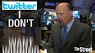 Jim Cramer on Twitter: I Don't Want Learning, I Want Winning