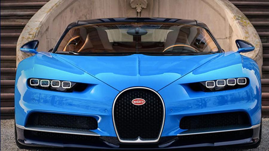 Video This Bugatti Chiron Is Worth An Insane 2998000 Thestreet