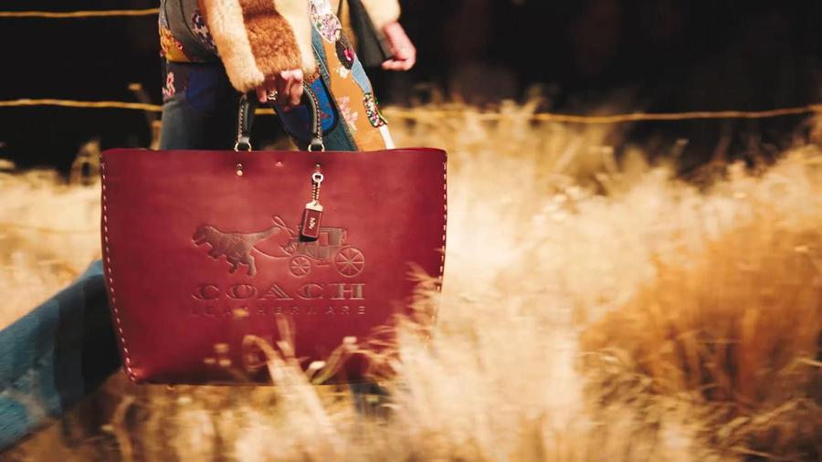 Coach Has More On Its Plate Than Just Fashion Week Craziness Thestreet