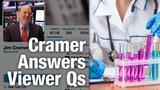 Jim Cramer Says Skip AT&T And Amazon, Biotech Rally May Be Developing