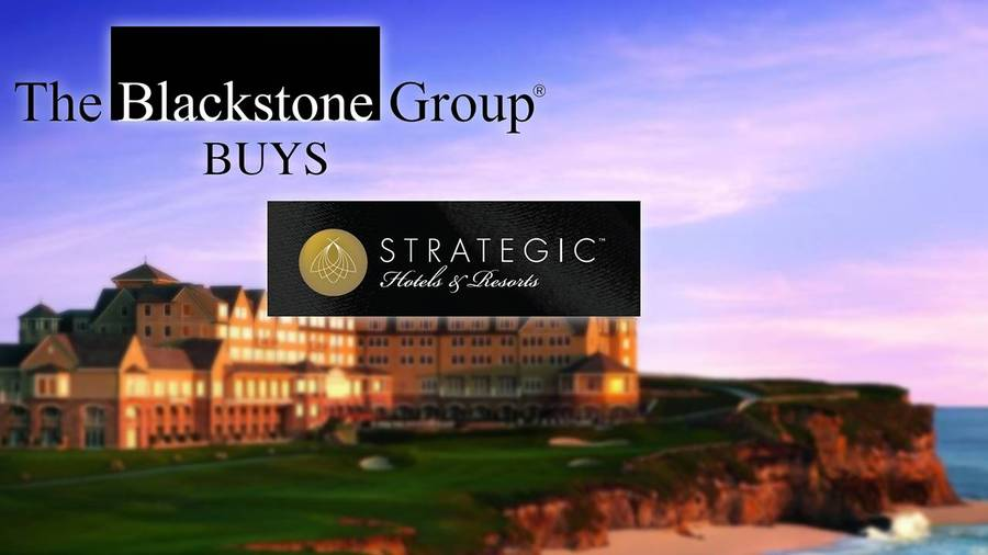 Strategic Hotels Resorts Purchased By Blackstone For 6b Video Thestreet