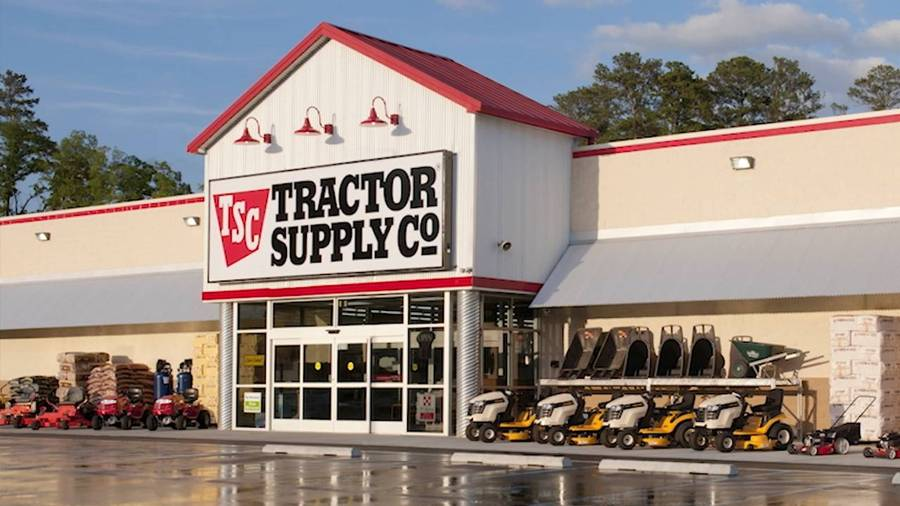 Why Tractor Supply Co  Is Bucking the Retail Sector's Fall Slowdown